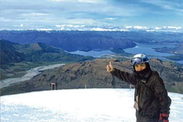 ニュージーランドの絶景に感動
